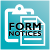 Form Notices